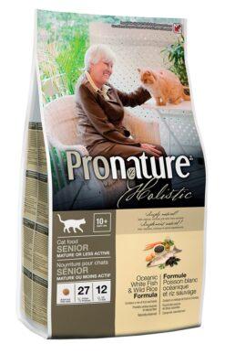 Pronature Holistic Senior Merisiika & Villiriisi 2,72 kg kissanruoka