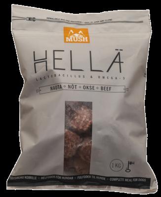 MUSH Hellä Nauta 1kg / 6kg
