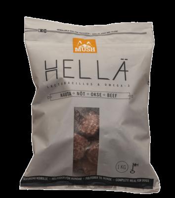 MUSH HELLÄ freeze-dried
