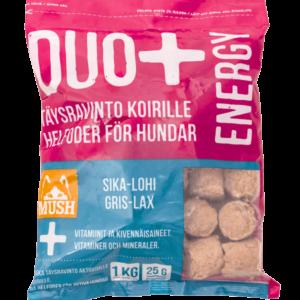 MUSH DUO+ ENERGY Sika-Lohi 1kg / 6kg