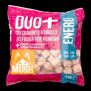 MUSH DUO+ ENERGY Sika-Lohi 3kg / 9kg